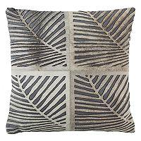Safavieh Palm Cowhide Throw Pillow