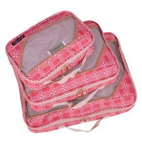 Jenni Chan Hanover 3-pc. Packing Cube Set