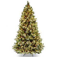 National Tree Company 6.5-ft. Pre-Lit Wintry Pine Artificial Christmas Tree