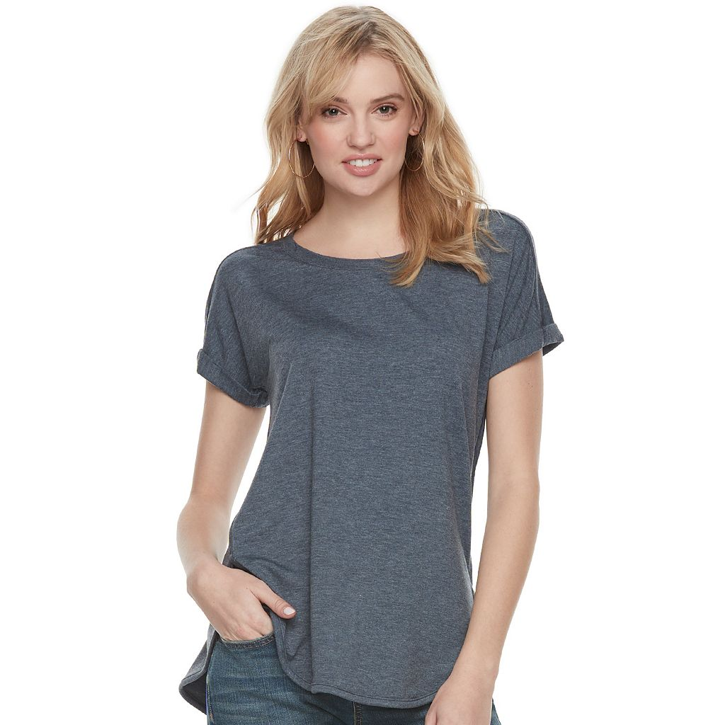 Women's SONOMA Goods for Life™ Supersoft Crewneck Tee