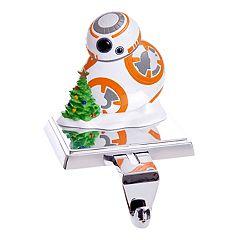 Star Wars BB-8 Christmas Stocking Holder by Kurt Adler