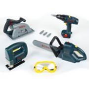 Theo Klein Big Bosch Construction Worker Playset