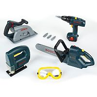 Theo Klein Big Bosch Construction Worker Playset