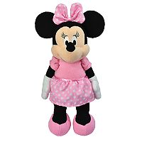 Disney's Minnie Mouse Floppy Favorite Plush Minnie Mouse