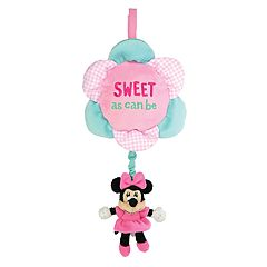 Disney's Minnie Mouse 'Sweet As Can Be' Pull String Minnie Mouse Toy