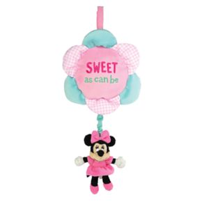 "Disney's Minnie Mouse ""Sweet As Can Be"" Pull String Minnie Mouse Toy"