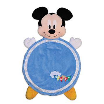Disney's Mickey Mouse Plush Play Mat