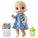 Baby Alive Lil' Sips Blonde Baby Doll