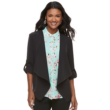 Women's ELLE™ Draped Blazer