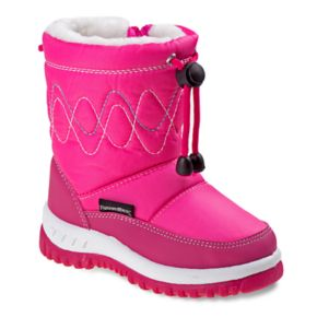 Rugged Bear Toddler Girls' Winter Boots