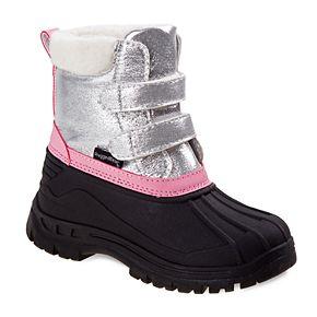 Rugged Bear Toddler Girls' Winter Boots