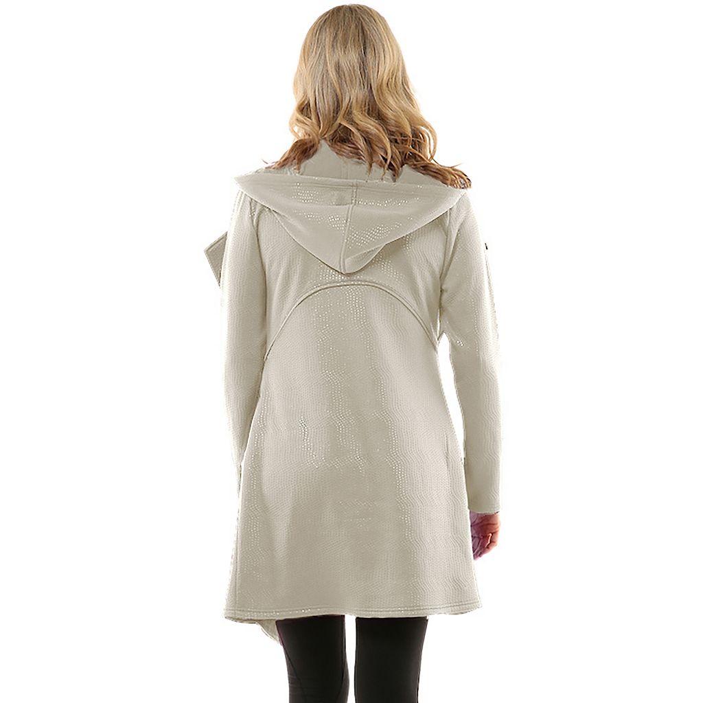 Women's Soybu Shadow Hooded Jacket