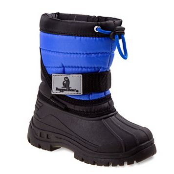 Rugged Bear Toddler Boys' Winter Boots