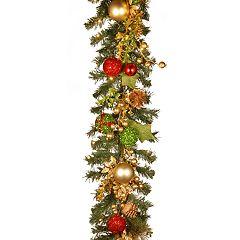 National Tree Company 6-ft. Pre-Lit Artificial Christmas Garland