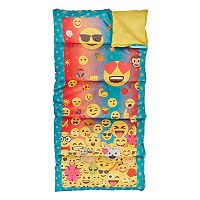 Emoticon Sleeping Bag by Exxel Outdoors