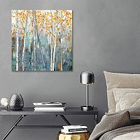 Artissimo Designs Bittersweet Landscape Canvas Wall Art