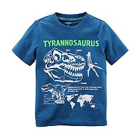 Baby Boy Carter's Tyrannosaurus Skeleton Graphic Tee