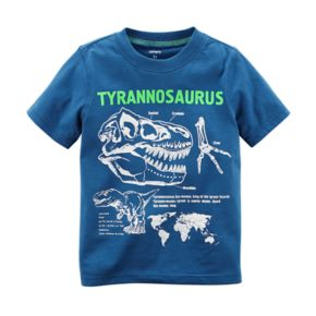 Baby Boy Carter's Tyrannosaurus Skeleton Graphic Tee