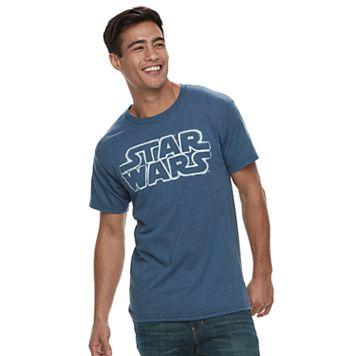 Men's Star Wars Logo Tee