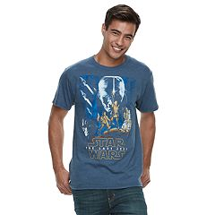 Men's Star Wars Rey Tee