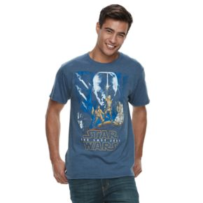 Men's Star Wars Rey Tee