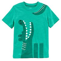 Baby Boy Carter's Alligator Graphic Tee