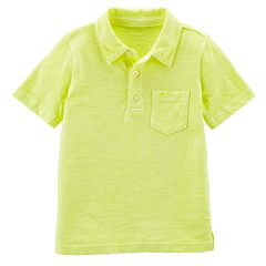 Baby Boy Carter's Solid Polo
