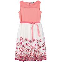 Girls 7-16 Speechless Butterfly Dress