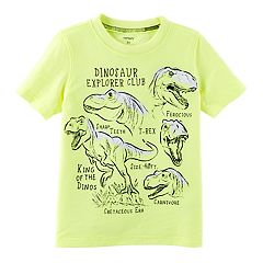 Baby Boy Carter's 'Dinosaur Explorer Club' Graphic Tee