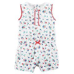 33d0aa6d80af Girls Jumpsuits   Rompers Baby One-Piece Outfits - One-Piece ...