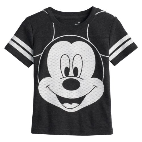 Disney S Mickey Mouse Baby Boy Mesh Tee By Jumping Beans
