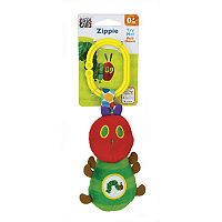 Eric Carle The Very Hungry Caterpillar Zippee Stroller Toy