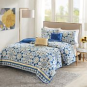 Madison Park Naples 5-piece Quilt Set