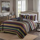 Madison Park Bryce 5-piece Quilt Set
