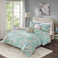 Madison Park Nadiya 5-piece Quilt Set