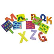 The World of Eric Carle The Very Hungry Caterpillar & Friends 16 pc Bath Letters & Numbers Set
