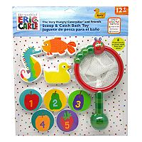 Eric Carle Scoop & Catch Bath Toy