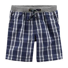 Baby Boy Carter's Plaid Pull-On Pants
