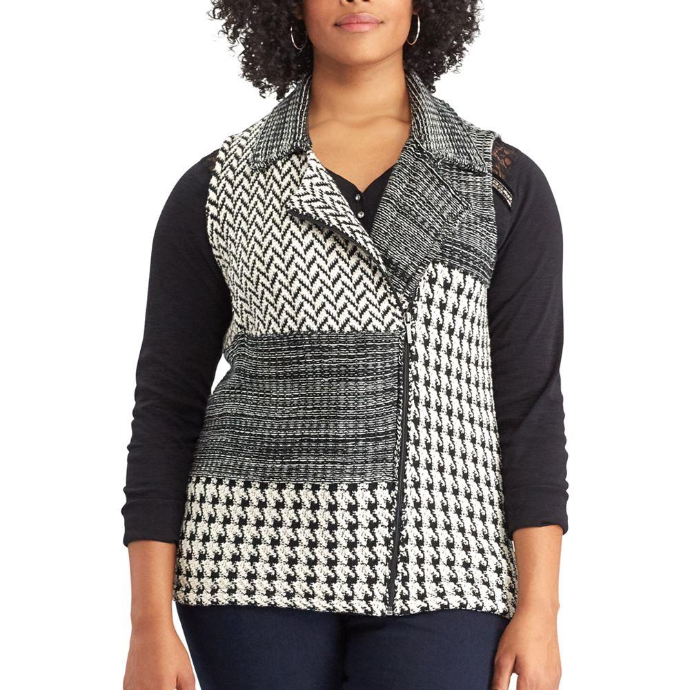 Size Chaps Sweater Vest