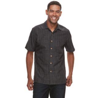 Men's Batik Bay Regular-Fit Microfiber Button-Down Shirt
