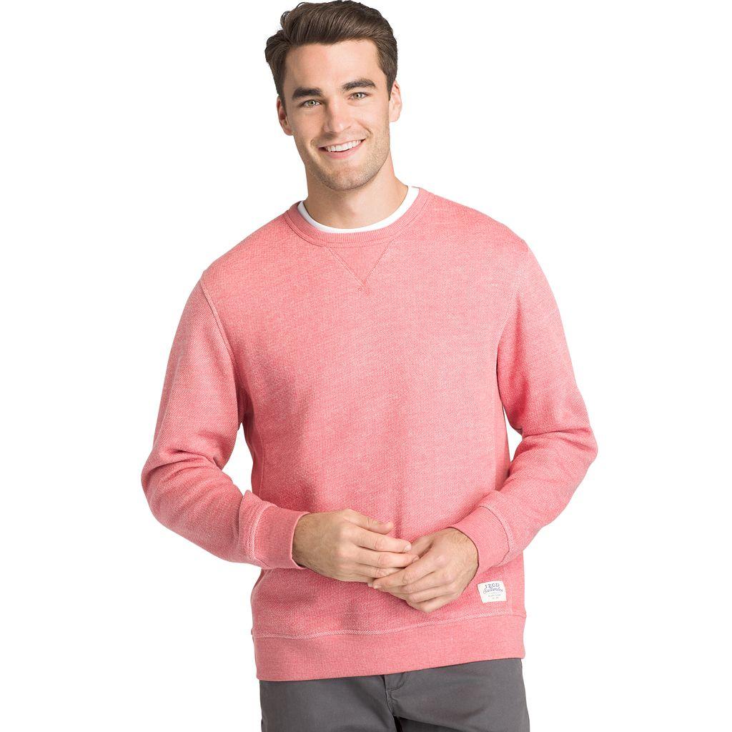 Men's IZOD Classic-Fit French Terry Sweatshirt
