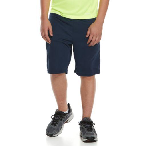 Boys 8-20 Tek Gear® Mesh Shorts