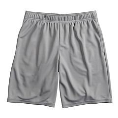 Boys 8-20 Tek Gear® Mesh Shorts
