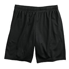 Boys 8-20 Tek Gear® Textured Mesh Shorts