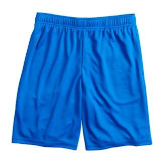 Boys 8-20 Tek Gear® Mesh Shorts in Regular & Husky