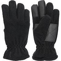 Boys 4-20 Igloo Fleece Promo Gloves