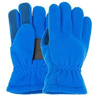 Boys 4-20 Igloo Fleece Promo Gloves
