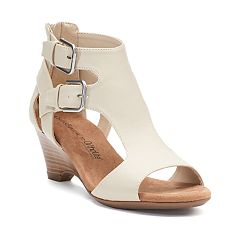 Croft & Barrow® Geraldine Women's Ortholite Wedge Sandals
