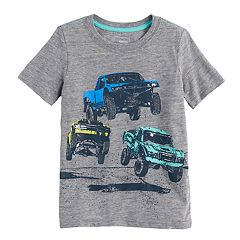 Boys 4-7x SONOMA Goods for Life™ Cars Foiled Graphic Tee