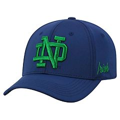Adult Top of the World Notre Dame Fighting Irish Phenom Memory-Fit Cap